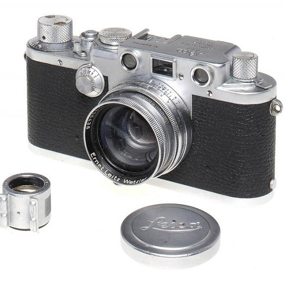 Collectable Cameras Featured Image